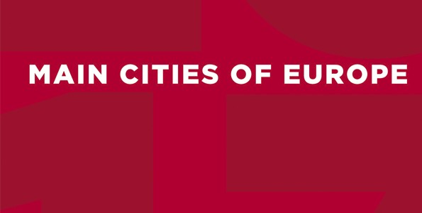 """Main Cities of Europe 2017"""