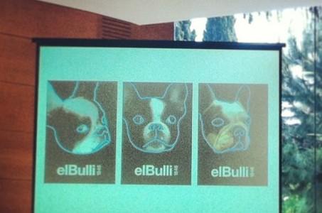 Las futuras tres marcas de elBullifoundation