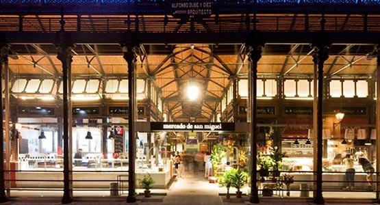 El Mercado de San Miguel cumple 100 años