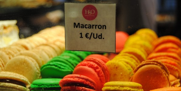 Macarons, los dulces de moda