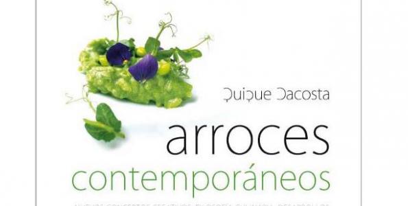 Cuarta edición de los «Arroces contemporáneos» de Quique Dacosta
