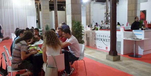 Abre las puertas el gastrobar de Ciudadela Gourmet (Pamplona)