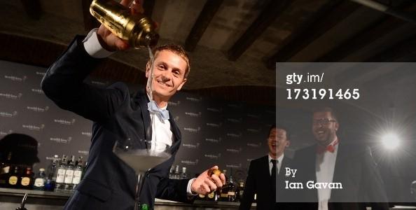 El bilbaíno Davíd Ríos es el mejor bartender del mundo