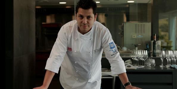 Entrevista a Diego Gallegos, del restaurante Sollo (*)