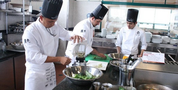 En busca del joven chef mexicano 2013