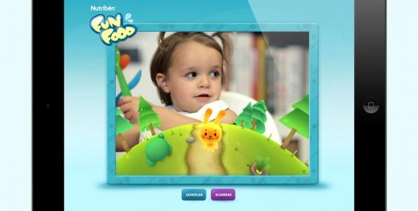 Una app para que los niños coman