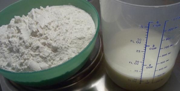 Retiran remesas de leche en polvo en China