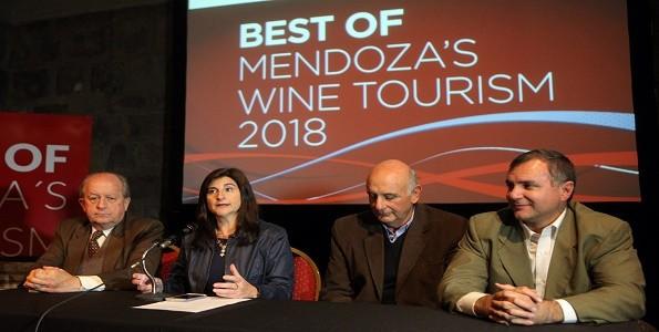 Concurso Best Of Mendoza's Wine Tourism 2018
