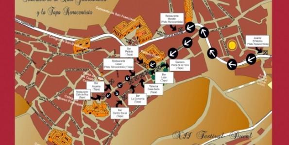 Arranca el XII Festival Ducal de Pastrana con una Ruta de la Tapa Renacentista