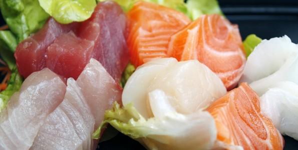 Snacks para promover el consumo de pescado