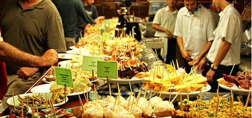 Gastronomía más saludable en el País Vasco