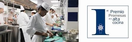 El I Premio promesas de la alta cocina ya tiene a sus 10 finalistas