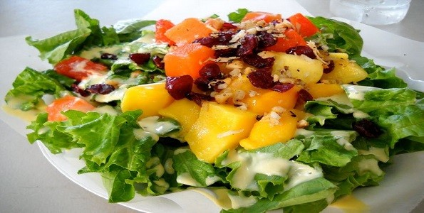El gourmet urbano ensaladas - Ensaladas gourmet faciles ...