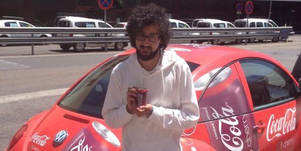 Coca-Cola recupera su sabor cereza para este verano
