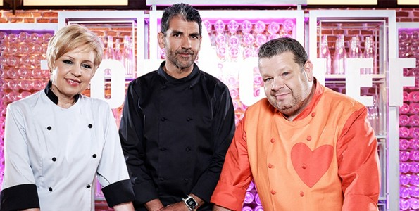 Arranca la cuarta temporada de Top Chef