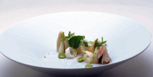 El pescado: protagonista del tercer programa de Top Chef 4