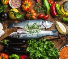 Los 10 mandamientos de la dieta atlántica