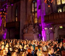 La ceremonia The World's 50 Best Restaurants 2015
