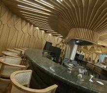A´Barra restaurante y su barra gastronómica