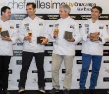 Fiesta final de los premios Chef Millesime