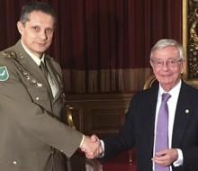 Acuerdo entre la RAG y el Ministerio de Defensa