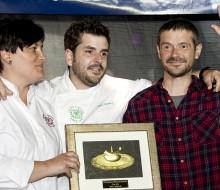 Un falso sushi gana el campeonato guipuzkoano de pintxos