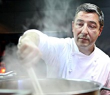 El chef de El Celler de Can Roca