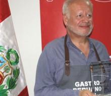 Juan Echanove es el Gastroperuano 2014