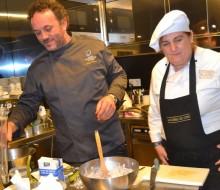 Cerdeña lleva a Madrid a su chef del atún