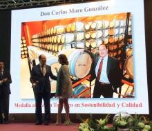 Medalla al Mérito Turístico en Sostenibilidad