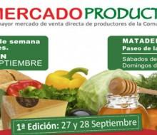 Mercado Productores abre sus puertas en Madrid