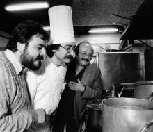La Barcelona gastronómica de Pepe Carvalho