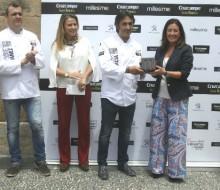 José Carlos García, galardonado con el premio Chef Millesime