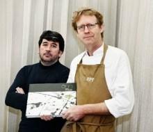 El Restaurante Riff y el mejor libro de cocina de España