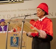Rafael Ansón, nombrado Doctor Honoris Causa por la UAX