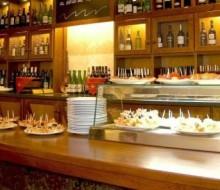Cocina de barra en Murcia