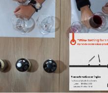 Aprender de vinos practicando inglés