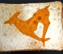 Un pastel con historia y solidario... el Cóc Voltreguí