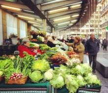 La cocina del Arzak en el mercado