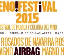 Música independiente y cultura enológica en Enofestival 2015
