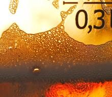 1.050 millones de litros de cerveza en tres meses