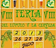 Arranca la VIII feria de la cerveza de Carrizo