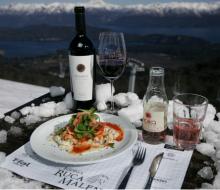 Cocina a más de 1.500 metros de altura y con vistas a Los Andes