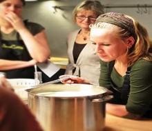 Cursos de cocina en España con originales propuestas
