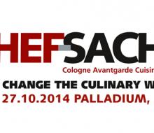 Chef Sache 2014, gastronomía mundial en Colonia