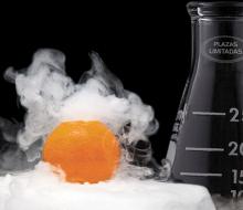 La química de la cocina... desde hoy en Granada