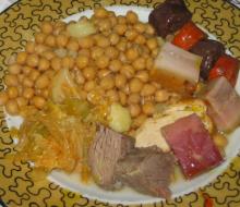 Comienza la temporada del cocido madrileño en Chinchón