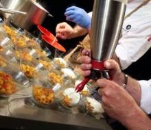 Los chefs de FACYRE hacen su homenaje a la tapa