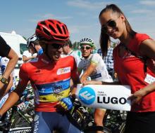 La gastronomía de Lugo se luce en la Vuelta Ciclista a España