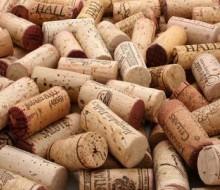 Tapones de vino solidarios